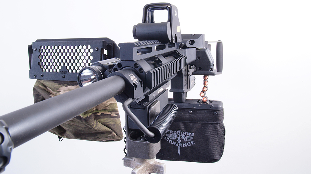 Freedom Ordnance FM-9 Elite Upper front angle
