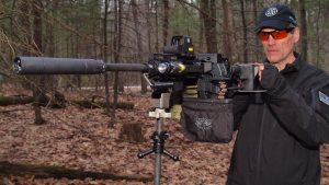 Freedom Ordnance FM-9 Elite Upper test
