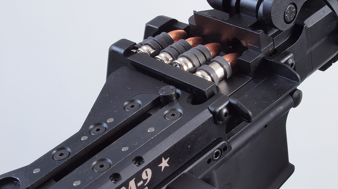 Freedom Ordnance FM-9 Elite Upper receiver inserts