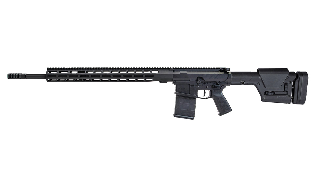 Grey Ghost precision GGP grim MKII rifle left profile