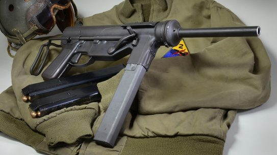 m3 m3a1 grease gun beauty shot