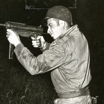 m3 m3a1 grease gun us soldier