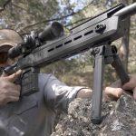 Magpul Bipod shooting