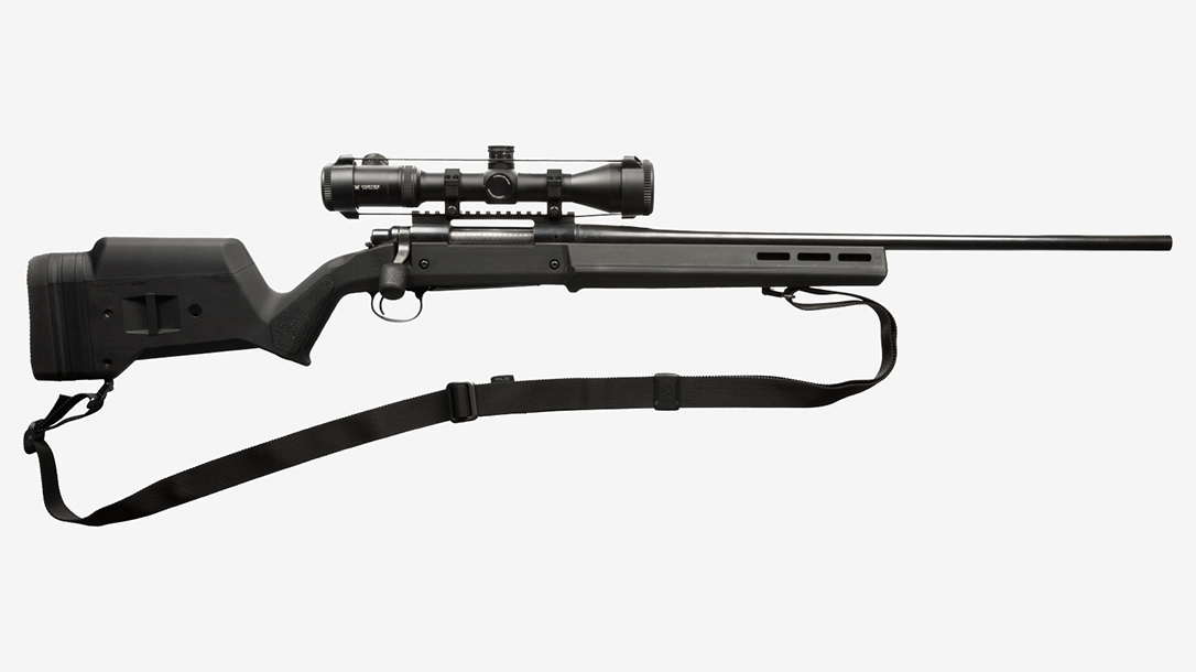 Magpul bipod RLS right profile