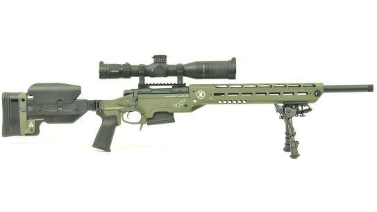 Ashbury Saber-M700 Maj. Edward James Land Tactical Rifle right profile