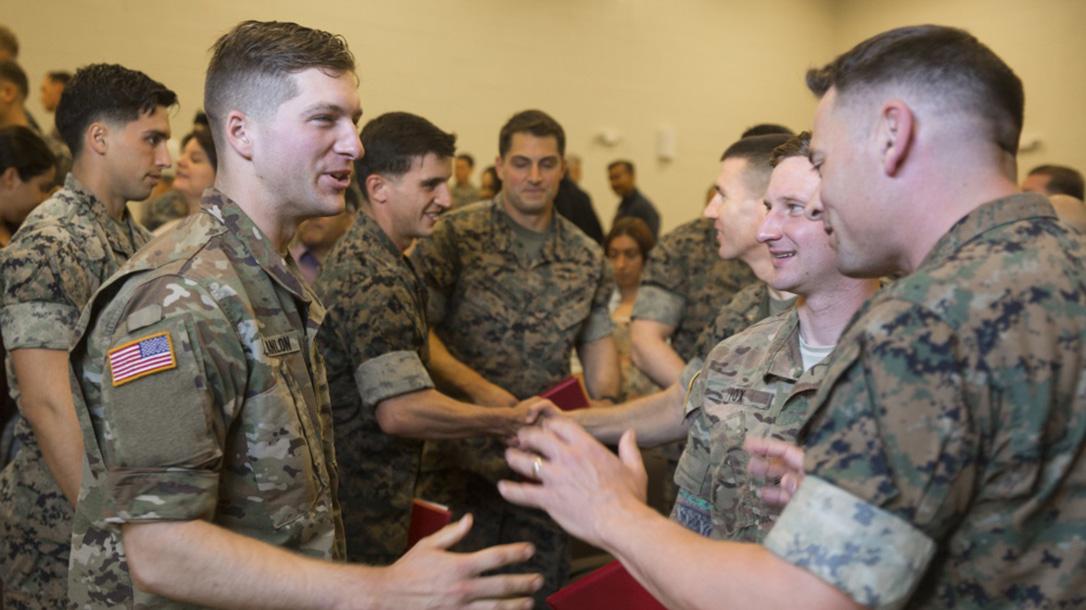 marine scout sniper army soldier scanlon