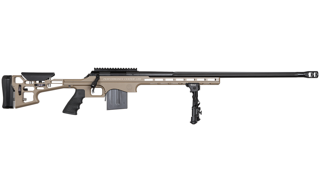 Performance Center T/C Long Range Rifle fde right profile