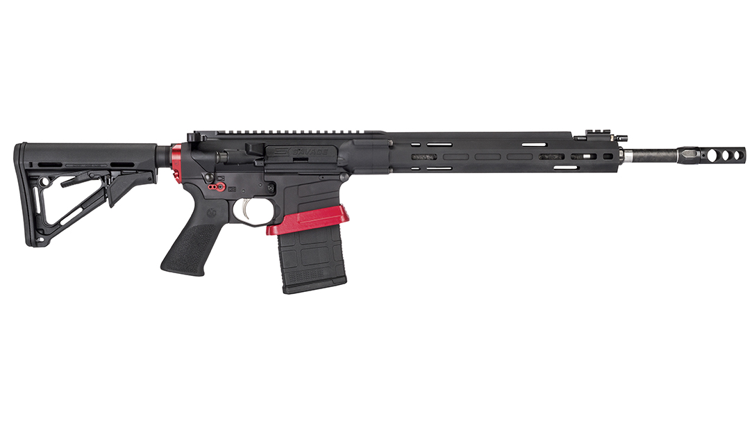 Savage MSR 10 Competition HD right profile