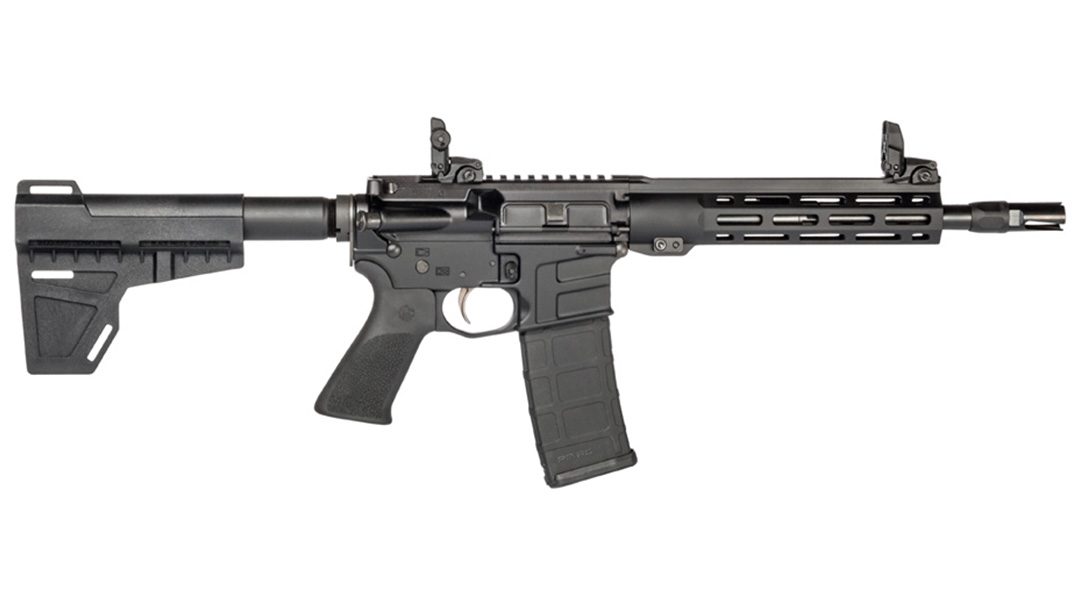Savage MSR 15 Blackout pistol right profile