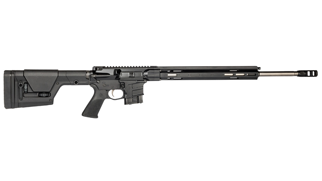 Savage MSR 15 Long Range rifle right profile