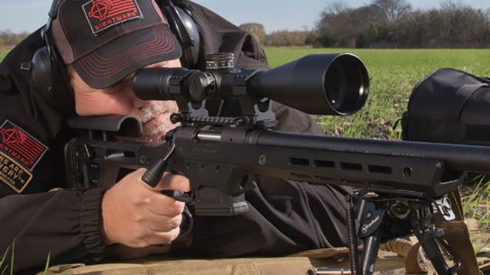 sightmark citadel riflescope shooting