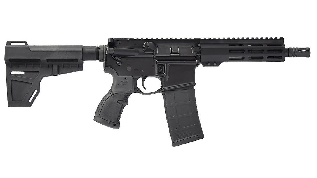 Stag 15 M-LOK AR Pistol .300 BLK right profile