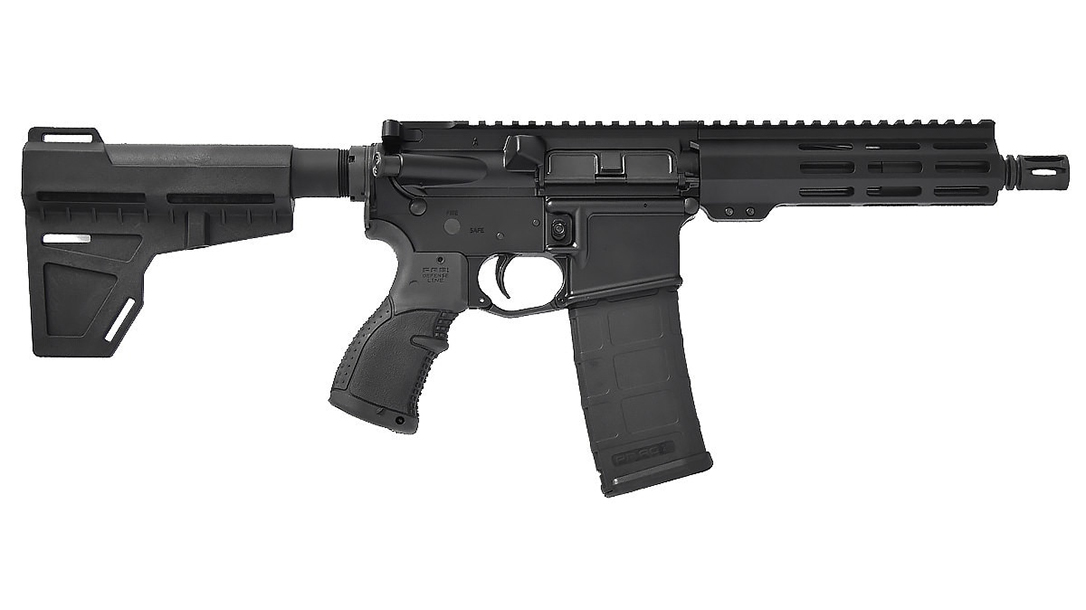 Stag 15 M-LOK AR Pistol 5.56 pistol right profile
