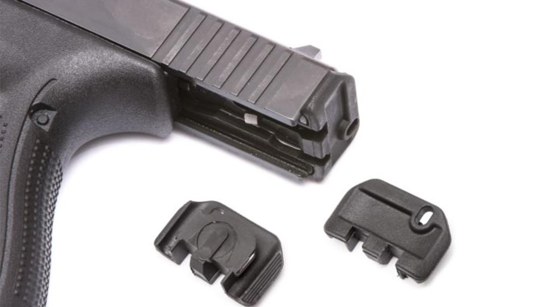 Vickers GSR-04 slide racker