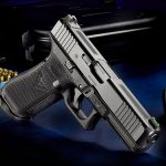 wilson combat vickers elite glock pistol beauty shot right angle