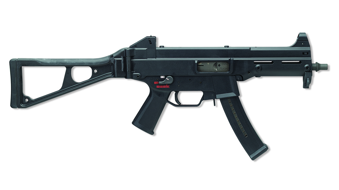 Army sub compact weapon, Heckler & Koch UMP right