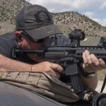 Army sub compact weapon, Sig Sauer MPX K lead