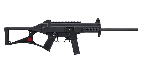 HK USC rifle right profile
