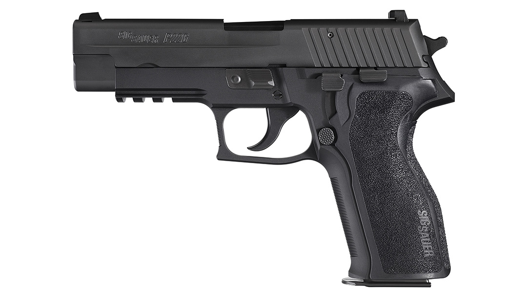 Sig Sauer P226 pistol, Dallas Police Department sidearm