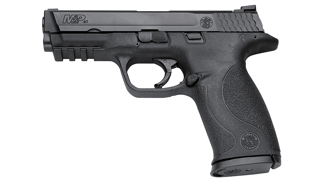 Smith & Wesson M&P40 polymer pistol, Detroit Police Department
