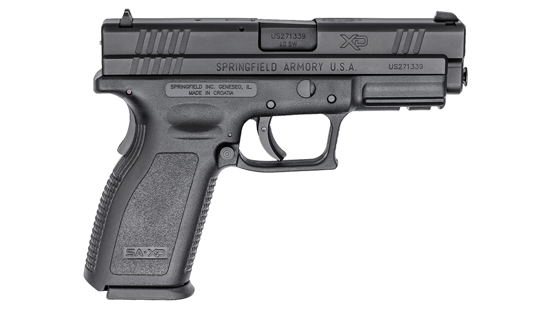 Springfield Armory XD-40 pistol, Houston Police Department