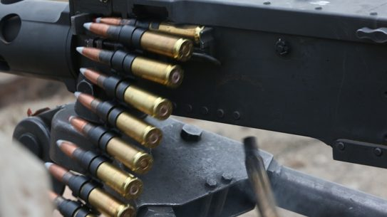 marines .50 caliber ammunition belt m2a1 rifle