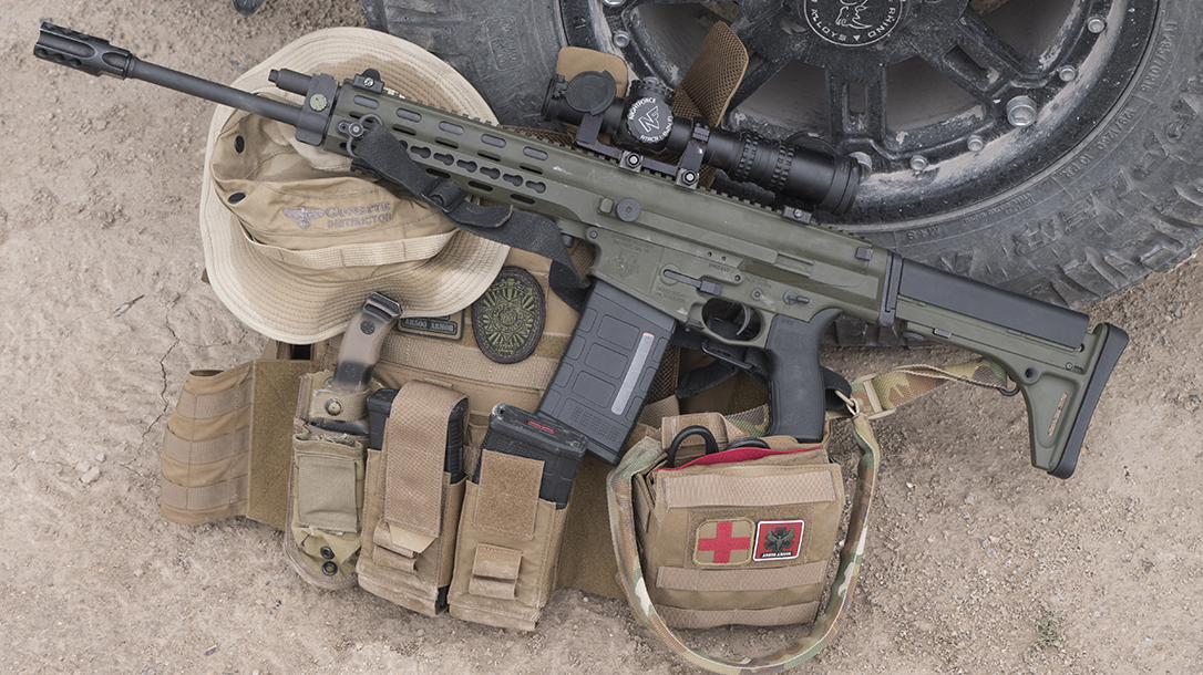 Robinson Arms XCR-M Rifle test kit