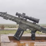 Robinson Arms XCR-M Rifle test left