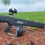 aa-12 shotgun with optic