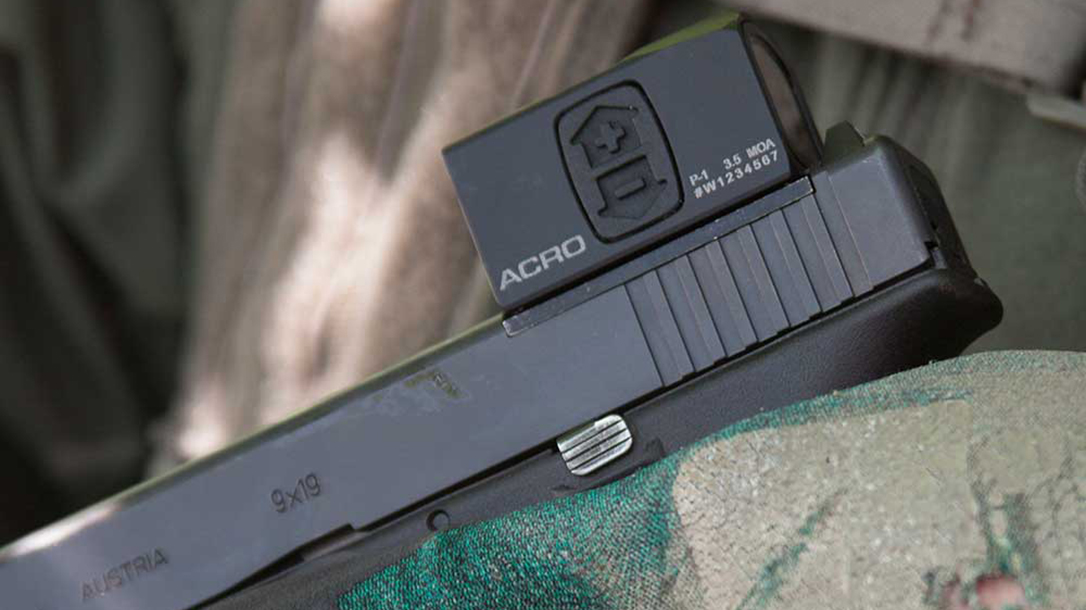 AIMPOINT ACRO P-1 SIGHT GLOCK