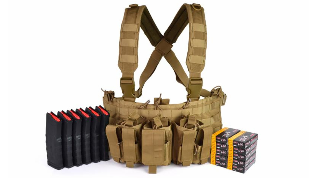 Ammunition Depot condor tactical ready rig