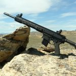 Big Horn Armory AR500 rifle mountaintop