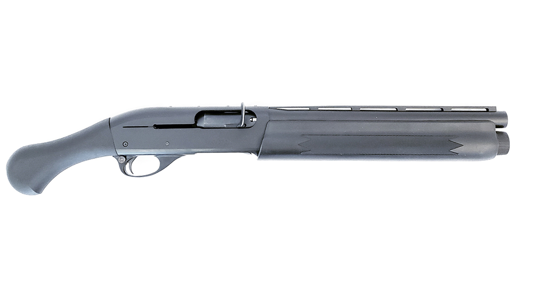 Black Aces Tactical SemiAutomatic Shockwave shotgun sbs right profile