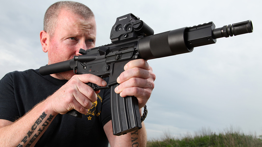 Are AR Pistols or SBRs Better for Your Shooting Needs?