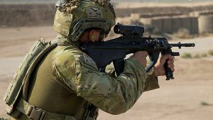F90 SMASH rifle adf