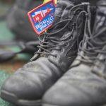 GoRuck MACV-1 boots patch