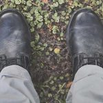GoRuck MACV-1 boots top view