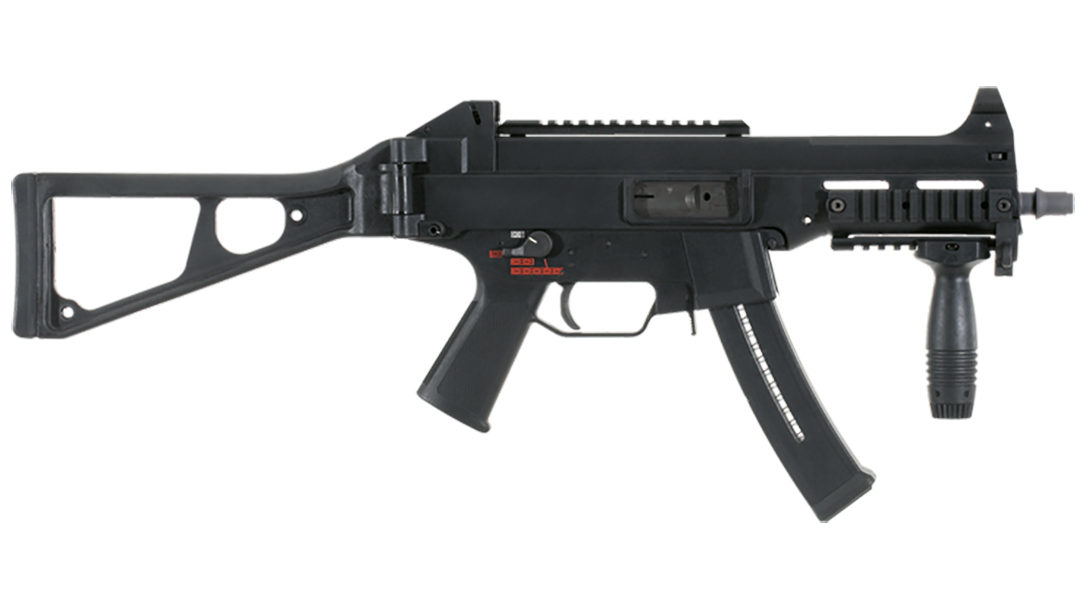 HK UMP9 sub compact weapon