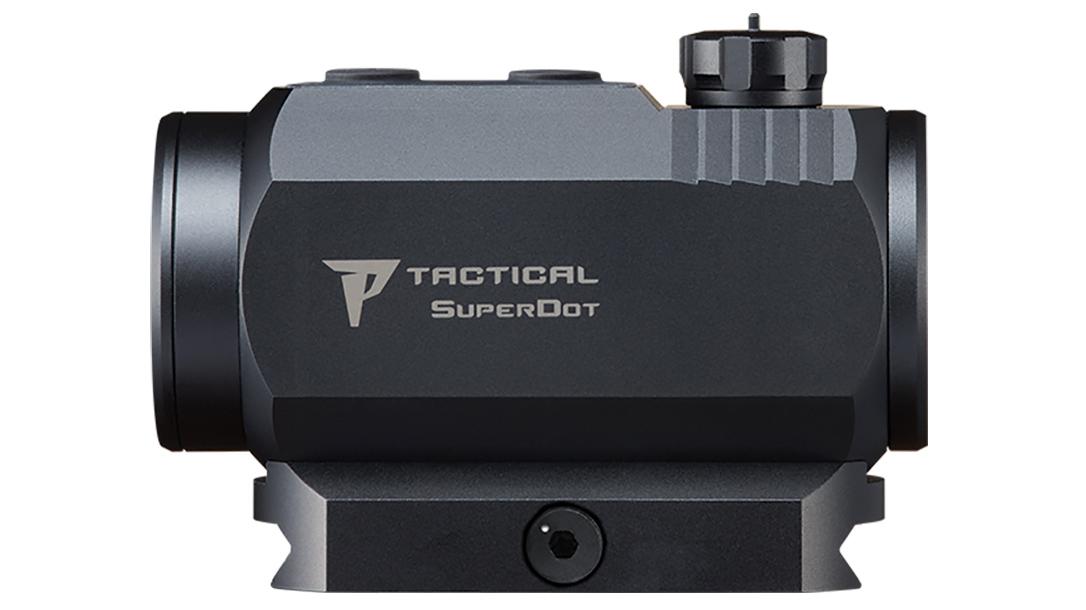 Nikon P-Tactical Superdot sight left profile