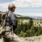 Nosler M48 NCH handgun backpack