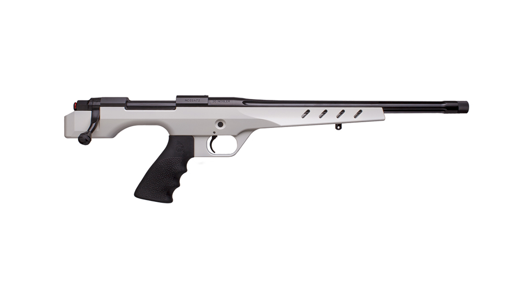 Nosler M48 NCH handgun white right profile