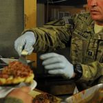 pizza mre serving