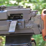 rpd rpk light machine gun closeup