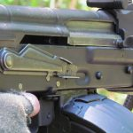 rpd rpk light machine gun safety