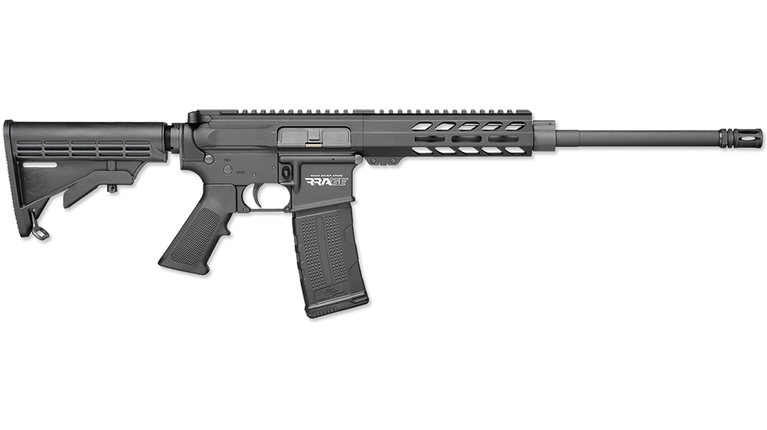 Rock River Arms RRAGE Carbine right profile