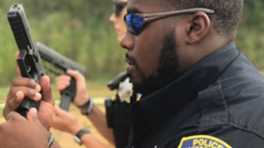 sig sauer p320 pistol Jacksonville police department
