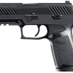 tampa police department sig p320 pistol left profile
