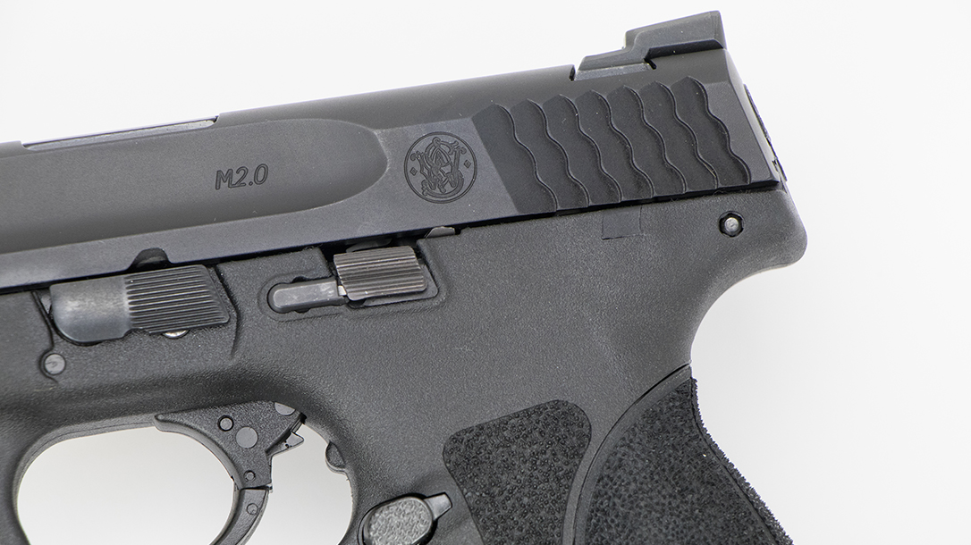 Smith & Wesson M&P9 M2.0 Pistol slide