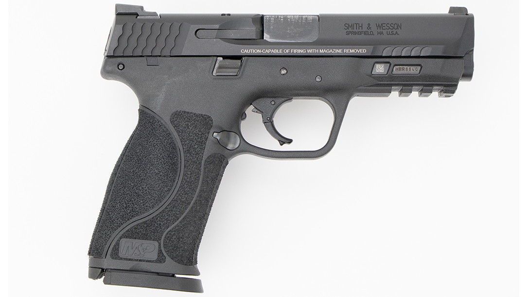 Smith & Wesson M&P9 M2.0 Pistol right profile