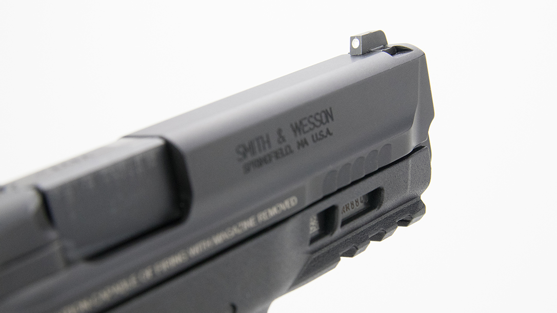 Smith & Wesson M&P9 M2.0 Pistol front sight